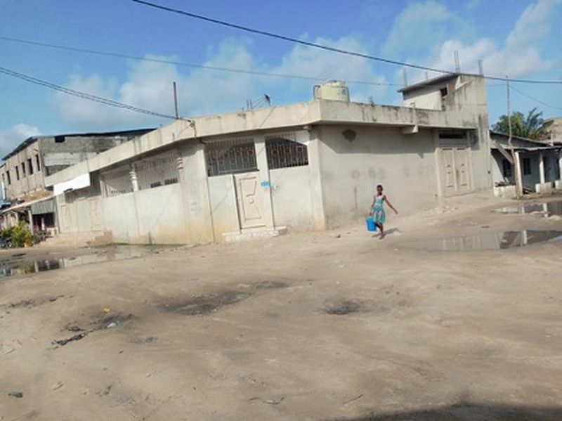 Villa à Agla à côté de la station SONACOP